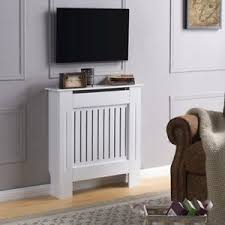 Vertical Bar Cabinet Grey Or White Painted Radiator Cover Vertical Bar Cabinet Wood Mdf