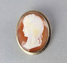 antique gold cameo necklace images Cameo jewelry jpg