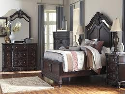 Black And Silver Bed Set Bedroom Ashley Furniture Black Bedroom Set Elegant All Black