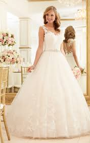 lace and tulle ball gown wedding dress style 6268 camille u0027s of