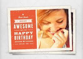 Birthday Card Ai 9 Personalized Birthday Cards Editable Psd Ai Vector Eps