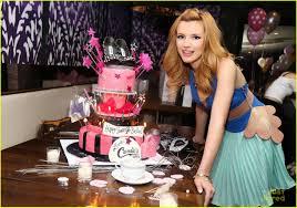 bella thorne sweet 16 birthday party pics photo 606245 photo