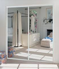 Installing Sliding Mirror Closet Doors Cabinet Shelving Installing Mirrored Sliding Closet Door With