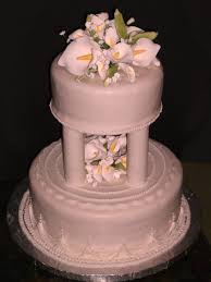 two tier wedding cakes what are some basic cake decorating ideas