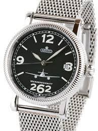sapphire crystal bracelet images Aristo 4h262 tt aviator swiss automatic watch with mesh bracelet jpg