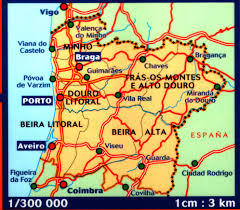 Portugal World Map by Portuguese Walking Maps And Walking Guides Portugal To Buy Online