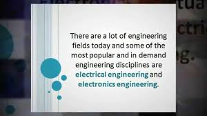 Home Design By Engineer by How Is Electronics Engineering Different To Electrical Engineering