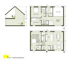 plan chambre enfant plan maison kangourou chambre bébé amusant enfant conception de