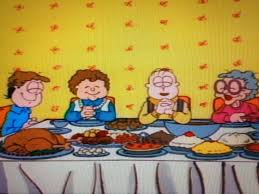 thanksgiving garfield a garfield christmas special geek gab