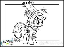 applejack in nightmare moon night costume coloring pages jpg 1500