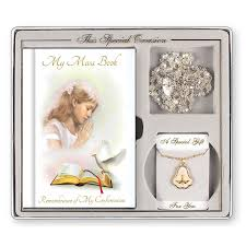 confirmation gifts confirmation gift set girl missionaries of the sacred heart