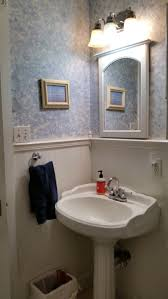 Small Bathroom Makeovers Pictures - farmhouse rehab small bathroom makeover