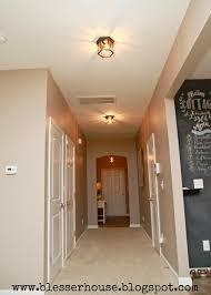Hallway Wall Light Fixtures by Thrifted Chicken Wire Light Fixture Bless U0027er House