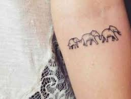 Positive Tattoos With Meanings 16 Tiny Tattoos With Big Meanings Yourtango