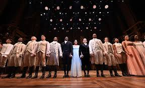 chicago production manuel miranda opened the chicago production of hamilton