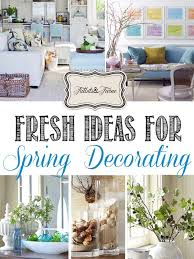 Spring Decorating Ideas Fresh Ideas For Spring Decorating Tidbits U0026twine