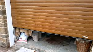 Overhead Door Safety Edge Electric Roller Garage Door With Safety Edge 003 Mp4