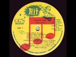 yellowman stand up for your rights youtube
