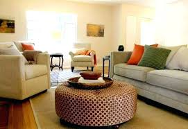 ottoman ideas for living room round ottomans for living room upholstered ottoman coffee table