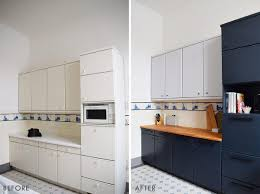 is it better to paint or spray kitchen cabinets how to paint laminate kitchen cabinets tips for a