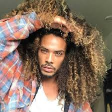 curly hairstyles black male 45 playful curly hairstyles for black men menhairstylist com