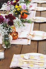 plastic thanksgiving tablecloths hosting thanksgiving in the backyard hey wanderer
