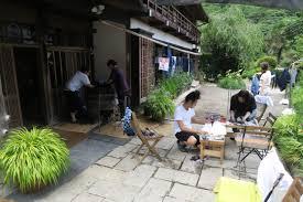 japanese textile workshops 日本のテキスタイル ワークショップ