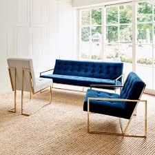 goldfinger lounge chair modern furniture jonathan adler idolza