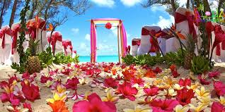 hawaiian weddings hawaii wedding reception package
