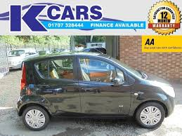 used vauxhall agila hatchback 1 2 i 16v club 5dr in welwyn garden
