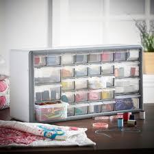 vonhaus 30 drawer parts storage organiser cabinet home garage tool