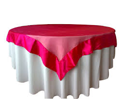 pink round table covers furniture pink with white round tablecloths for contemporary dining