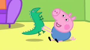 Peppa Pig Cuckoo Clock Peppa Pig Mr Dinosaur Is Lost With Subtitles Video Dailymotion
