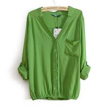 womens cotton blouses 2015 and summer s blouses cotton chock standing collar