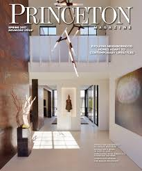 Bulthaup K Hen Princeton Magazine Spring 2017 By Witherspoon Media Group Issuu