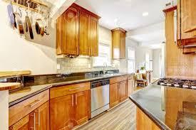 tops kitchen cabinets black and brown kitchen pleasant home design