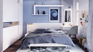 Cornflower Blue Bathroom by Cornflower Blue Bedroom Theme Interior Design Ideas