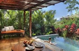 Deck Ideas For Small Backyards Above Ground Pool Decks U2013 40 Modern Garden Swimming Pool Design