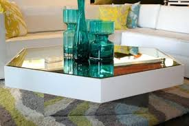 Mirror Glass Coffee Table by Gold Mirror Top Coffee Table Round Mirror Top Coffee Table Coffee