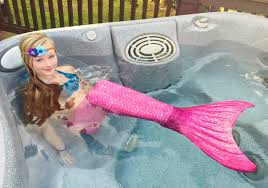 the day princess ella become a real mermaid she has to be rescued