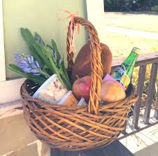 Gift Food Baskets Food Gift Basket