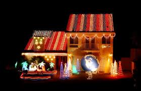 americans get into holiday spirit with christmas lights 98 7 amp