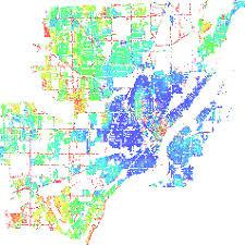 toledo ohio map toledo ohio oh profile population maps estate averages