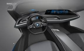 future cars inside world premiere bmw i vision future interaction