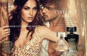 Parfum Fox instinct for avon perfume a fragrance for 2013