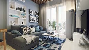 Small Scale Living Room Furniture Apartment Living Tips Small Apartment Interior Design Small Scale