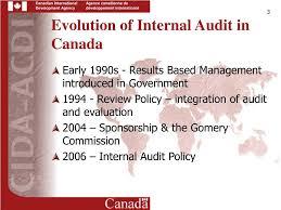 ppt internal audit and international development powerpoint