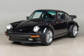 porsche 911 930 for sale 1987 porsche 930 in scotts valley united states for sale on