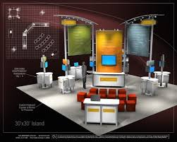 brede allied custom booths 127 best trade show booths images on exhibit design