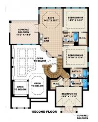 Spanish Home Plans Riad Style Home Plans Home Plan
